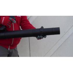 Detalle tubo telescópico Cifarelli BL 1200