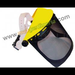 Pantalla Protección rejilla metálica